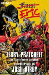 Cover von Eric von Terry Pratchett