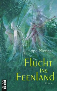 """Cover des Buches """"Flucht ins Feenland"""" von Hope Mirrlees"""