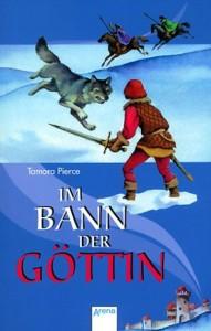 """Cover des Buches """"Im Bann der Göttin"""" von Tamore Pierce"""