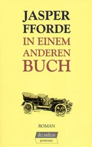 """Cover des Buches """"In einem anderen Buch"""" von Jasper Fforde"""