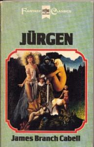 """Cover des Buches """"Jürgen"""" von James Branch Cabell"""