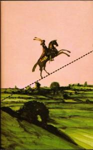 """Cover des Buches """"Die Königstochter aus Elfenland"""" von Lord Dunsany"""