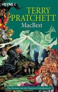 """Cover des Buches """"MacBest"""" von Terry Pratchett"""