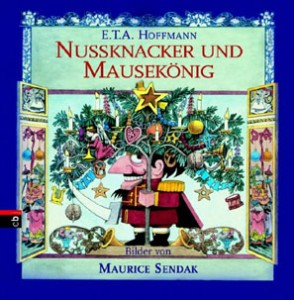 """Cover des Buches """"Nussknacker und Mausekönig"""" von E.T.A. Hoffmann"""