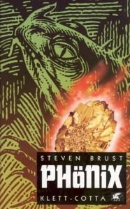 """Cover des Buches """"Phönix"""" von Steven Brust"""