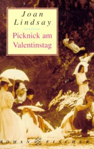 "Cover des Buches ""Picknick am Valentinstag"" von Joan Lindsay"