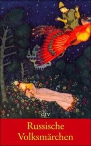 """Cover des Buches """"Russische Volksmärchen"""" von Ulf Diederichs (Herausgeber)"""