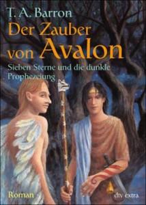 Cover von Sieben Sterne und die dunkle Prophezeiung von T.A. Barron