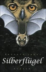 Cover von Silberflügel von Kenneth Oppel