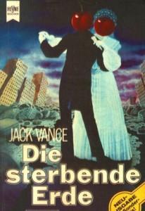 """Cover des Buches """"Die sterbende Erde"""" von Jack Vance"""