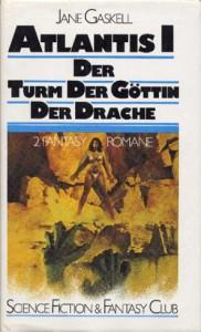 """Cover des Buches """"Der Turm der Göttin"""" von Jane Gaskell"""