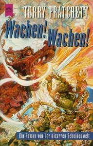 Cover von Wachen! Wachen! von Terry Pratchett