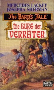 Cover von Die Burg der Verräter von Mercedes Lackey/Josepha Sherman