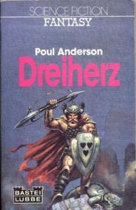 Cover von Dreiherz von Poul Anderson