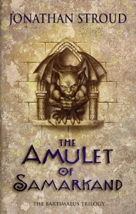 Cover von The Amulet of Samarkand von Jonathan Stroud