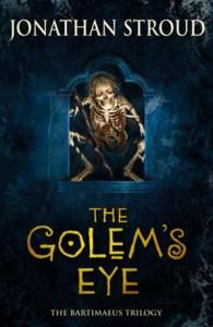 Cover von The Golem's Eye von Jonathan Stroud