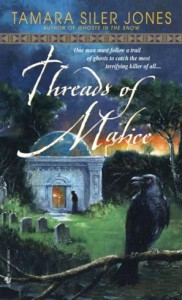 Threads of Malice von Tamara Siler Jones