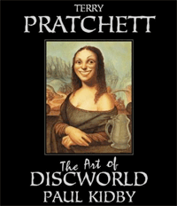 The Art of Discworld von Paul Kidby