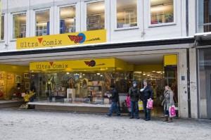 Buchladen Ultra Comix