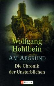 Cover des Buches Am Abgrund von Wolfgang Hohlbein