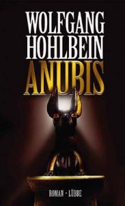 """Cover des Buches """"Anubis"""" von Wolfgang Hohlbein"""