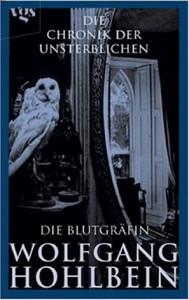 """Cover des Buches """"Die Blutgräfin"""" von Wolfgang Hohlbein"""
