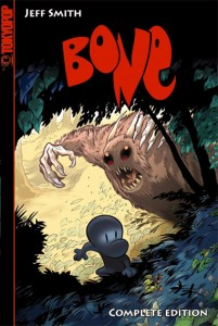 "Cover des Buches ""Bone - Complete Edition"" von Jeff Smith"