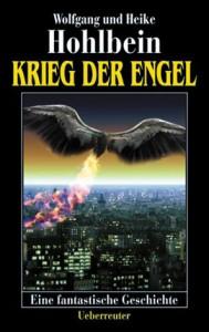 Cover von Krieg der Engel von Wolfgang Hohlbein