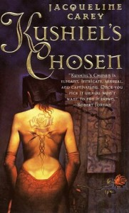 Cover von Kushiel's Chosen von Jacqueline Carey