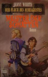 Cover von Meister der Schatten von Janny Wurts