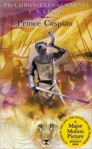 Cover von Prince Caspian von C.S. Lewis