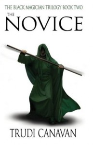 Cover von The Novice von Trudi Canavan