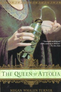 The Queen of Attolia von Megan Whalen Turner