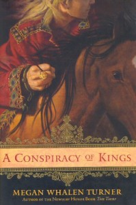 A Conspiracy of Kings von Megan Whalen Turner