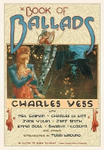 "Cover des Buches ""The Book of Ballads"" von Charles Vess"