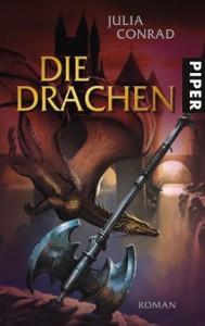 """Cover des Buches """"Die Drachen"""" von Julia Conrad"""