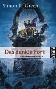 "Cover des Buches ""Das dunkle Fort"" von Simon R. Green"