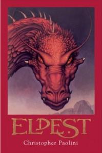 "Cover des Buches ""Eldest"" von Christopher Paolini"