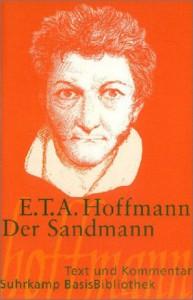"""Cover des Buches """"Der Sandmann"""" von E.T.A. Hoffmann"""