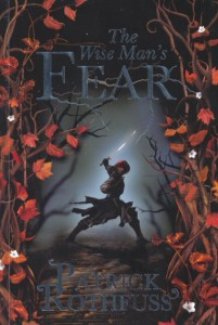 The Wise Man's Fear von Patrick Rothfuss