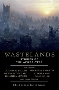 Wastelands von John Joseph Adams