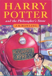 Harry Potter and the Philosopher's Stone von Joanne K. Rowling