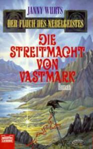 """Cover des Buches """"Die Streitmacht von Vastmark"""" von Janny Wurts"""