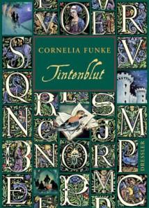 "Cover des Buches ""Tintenblut"" von Cornelia Funke"