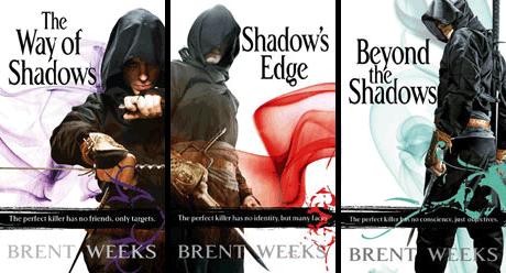 Night Angel Trilogy von Brent Weeks