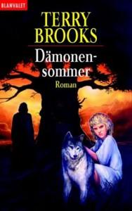 """Cover des Buches """"Dämonensommer"""" von Terry Brooks"""