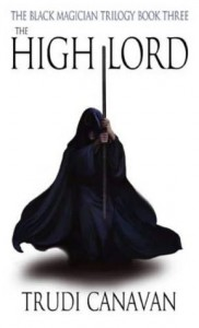 "Cover des Buches ""The High Lord"" von Trudi Canavan"