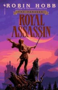 Royal Assassin von Robin Hobb