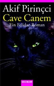 Cover von Cave Canem von Akif Pirinçci