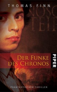 Cover von Der Funke des Chronos von Thomas Finn
